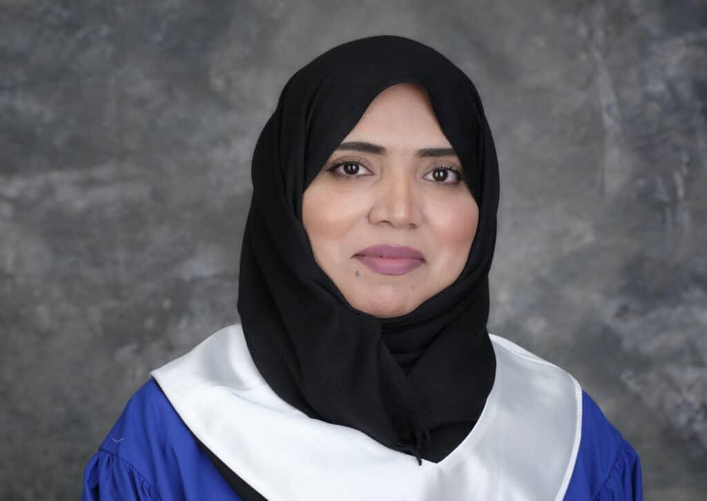 Early Childhood Education Graduate Zahra